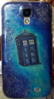 TARDIS Phone case