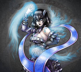 Miriam from Bloodstained: Ritual of the Night