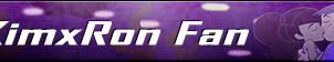 KimxRon Fan Button (Version 1) by KPRS4ever