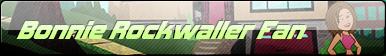 Bonnie Rockwaller Fan Button by KPRS4ever