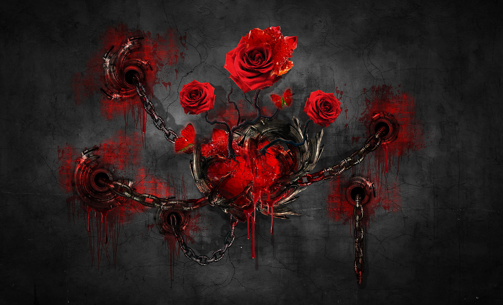 The Silence of the Roses