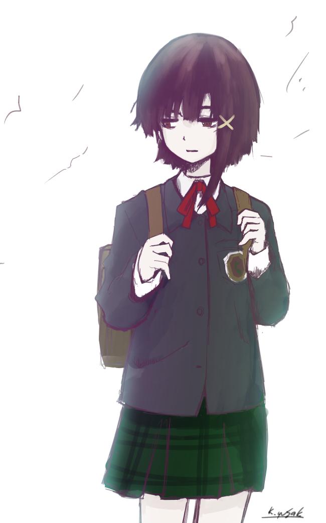 serial experiments lain by kagawayusaku