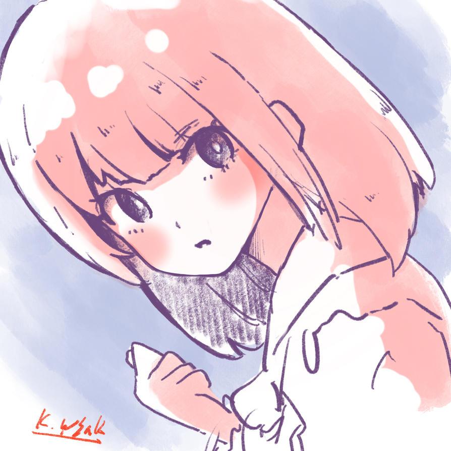 Sketch with Procreate by kagawayusaku