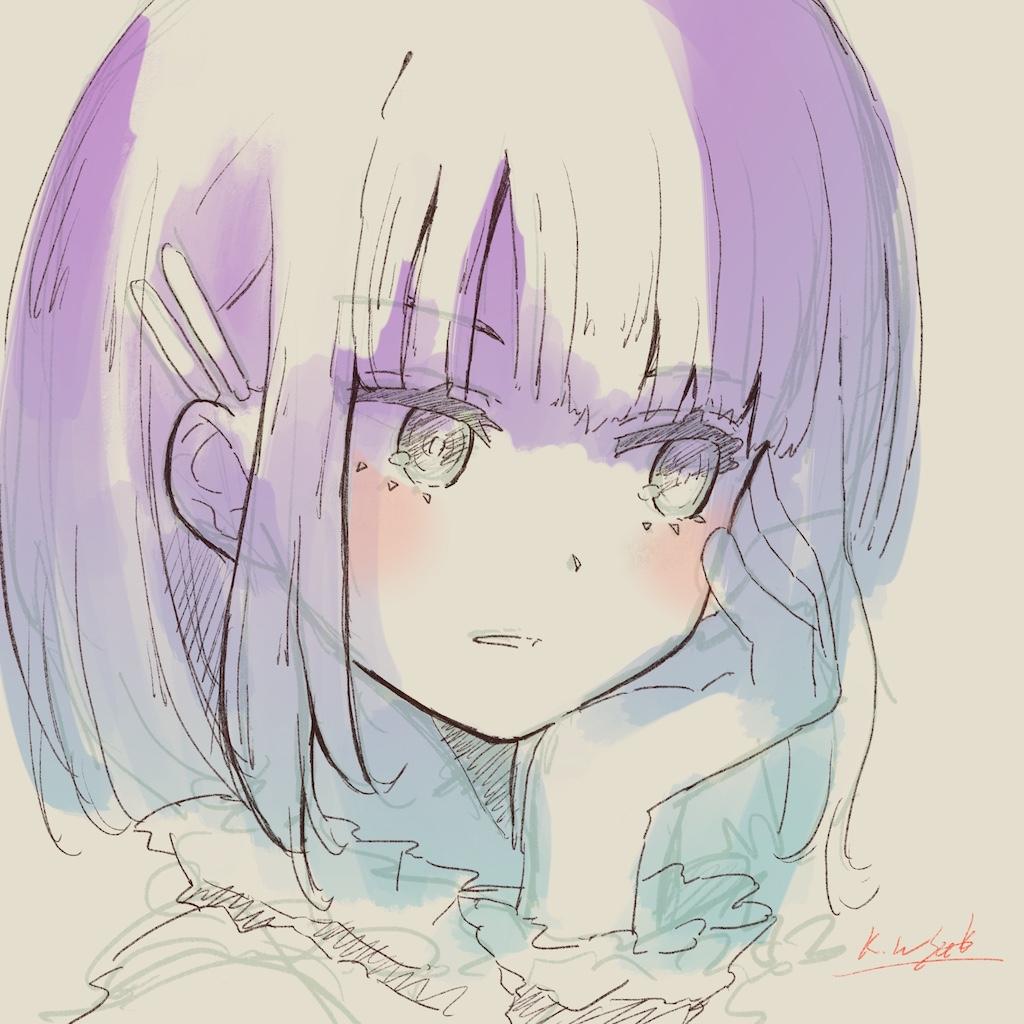 Sketch by kagawayusaku