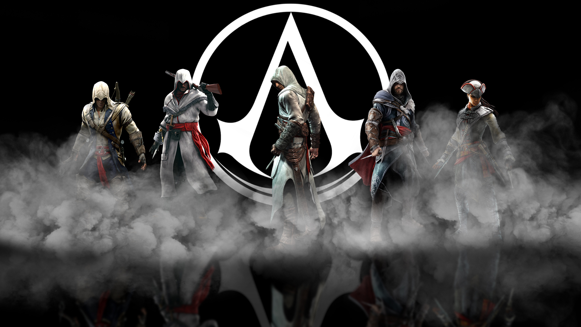 Assassins creed wallpaper progress by messix on deviantart assassins creed wallpaper progress by messix assassins creed wallpaper progress by messix voltagebd Gallery