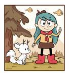Hilda Sparrow Scouts