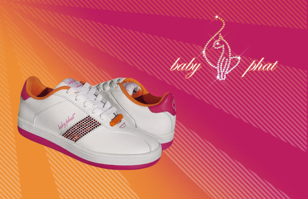 My beloved Baby Phat Shoes by Whitalishis on DeviantArt