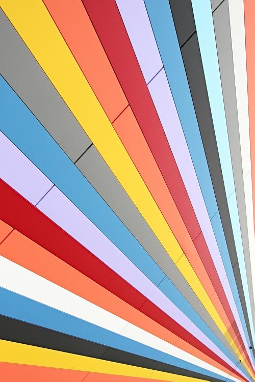 The Rainbow Train by Einsilbig