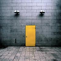 The Yellow Door by Einsilbig