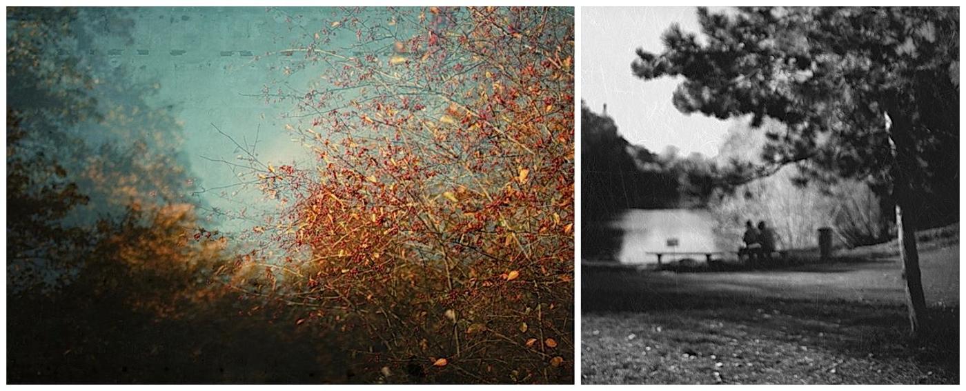 Autumn Tales by Einsilbig
