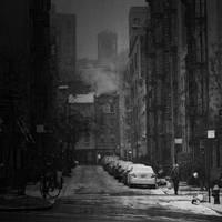 A Winter Walk by Einsilbig