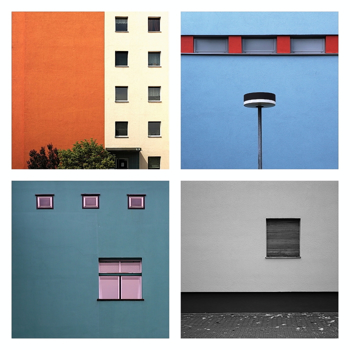 Simplicity in Form and Color by Einsilbig