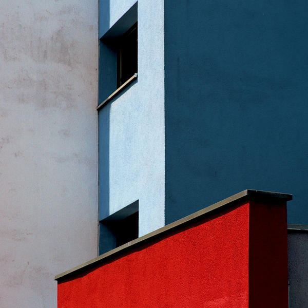 Color, pattern, shadows by Einsilbig