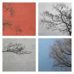 Still Lovely Tristesse Collage