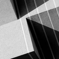 Rotated Shadow-Play in Berlin by Einsilbig