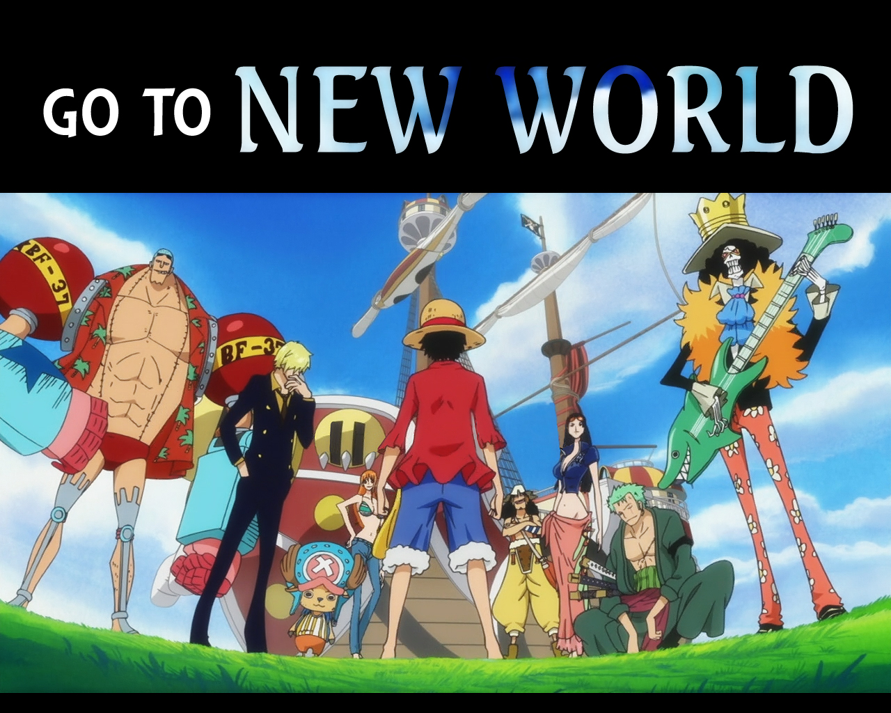 5:4 wallpapers? : OnePiece