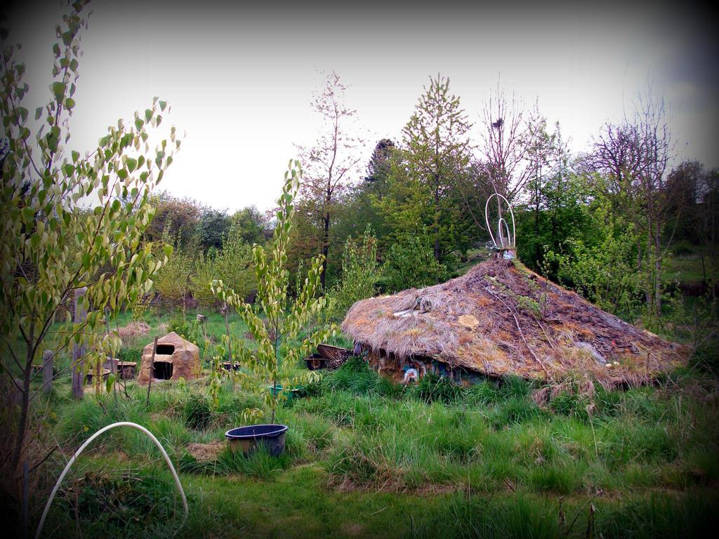 oven , heaven in the garden by gangahimalaya