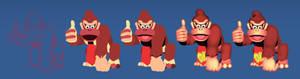 Donkey Kong - Process