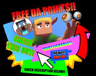 FREE DA POINTS!! (check description!) by MatiZ1994