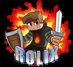 Minecraft skin - Rolix