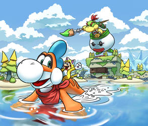 Super Mario 3D World: Bowser's Fury
