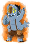 Trollhunters: Stories of Master Jim