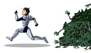 TH: Run Jim run!
