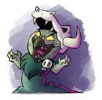 SVTFOE: Evil Laughing Birb