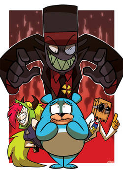 Villainous: Black Hat Inc.