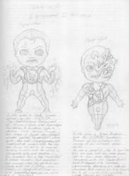 Hyper-man and Hyper-Cell