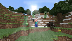 Seananners Minecraft by Andrecp