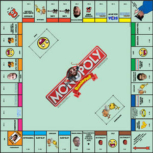 Rumble Pack Monopoly version