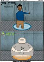 Portal 2 versions comparison by Andrecp