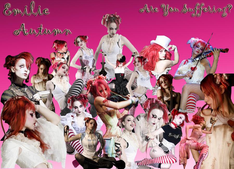 Emilie Autumn Collage