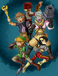 The Hyrule Resistance-Colored
