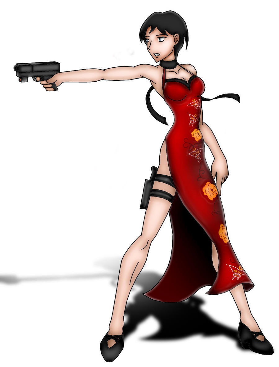 Ada Wong by Ryu-Gi on DeviantArt