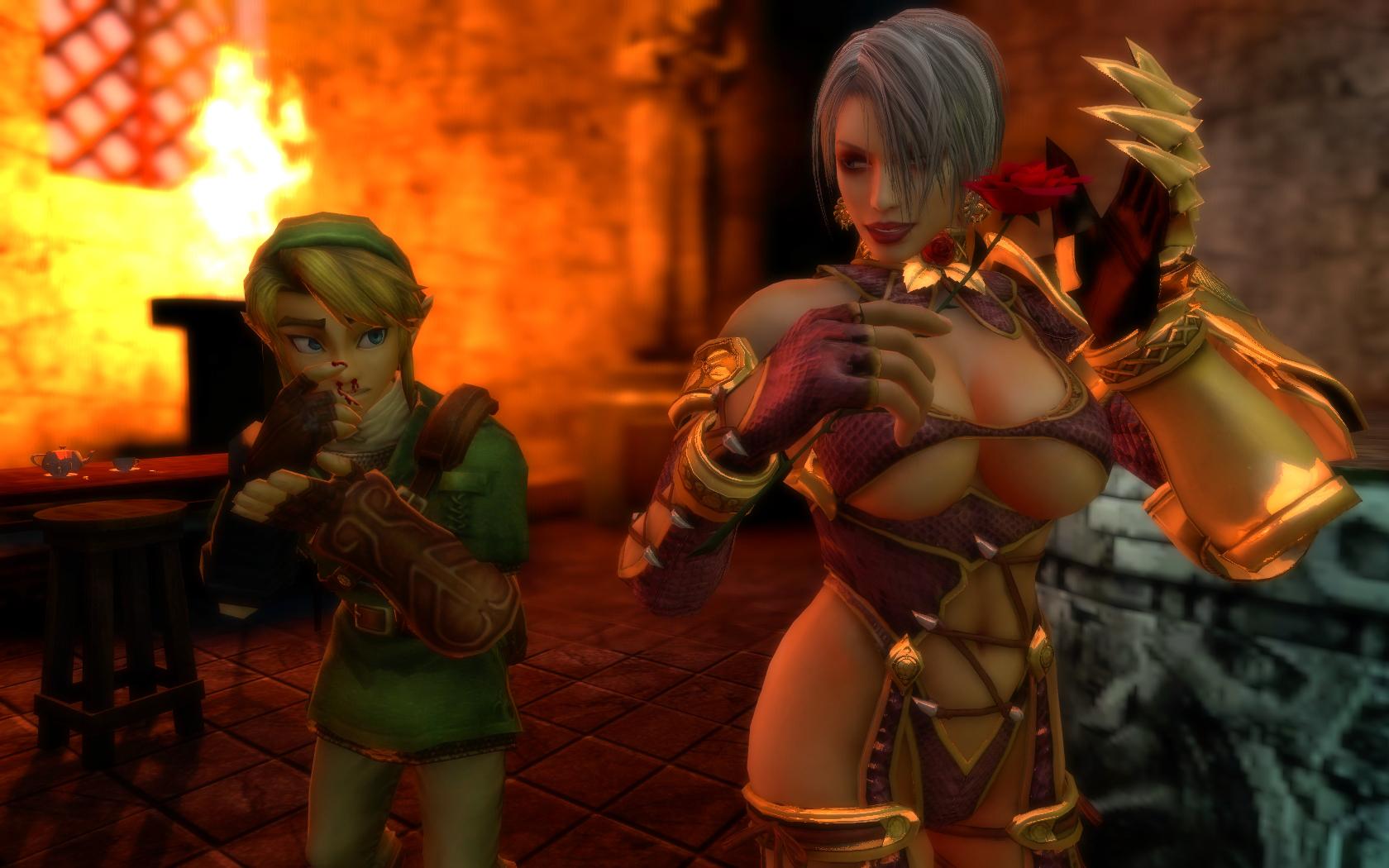 Zelda hentai mod erotic images