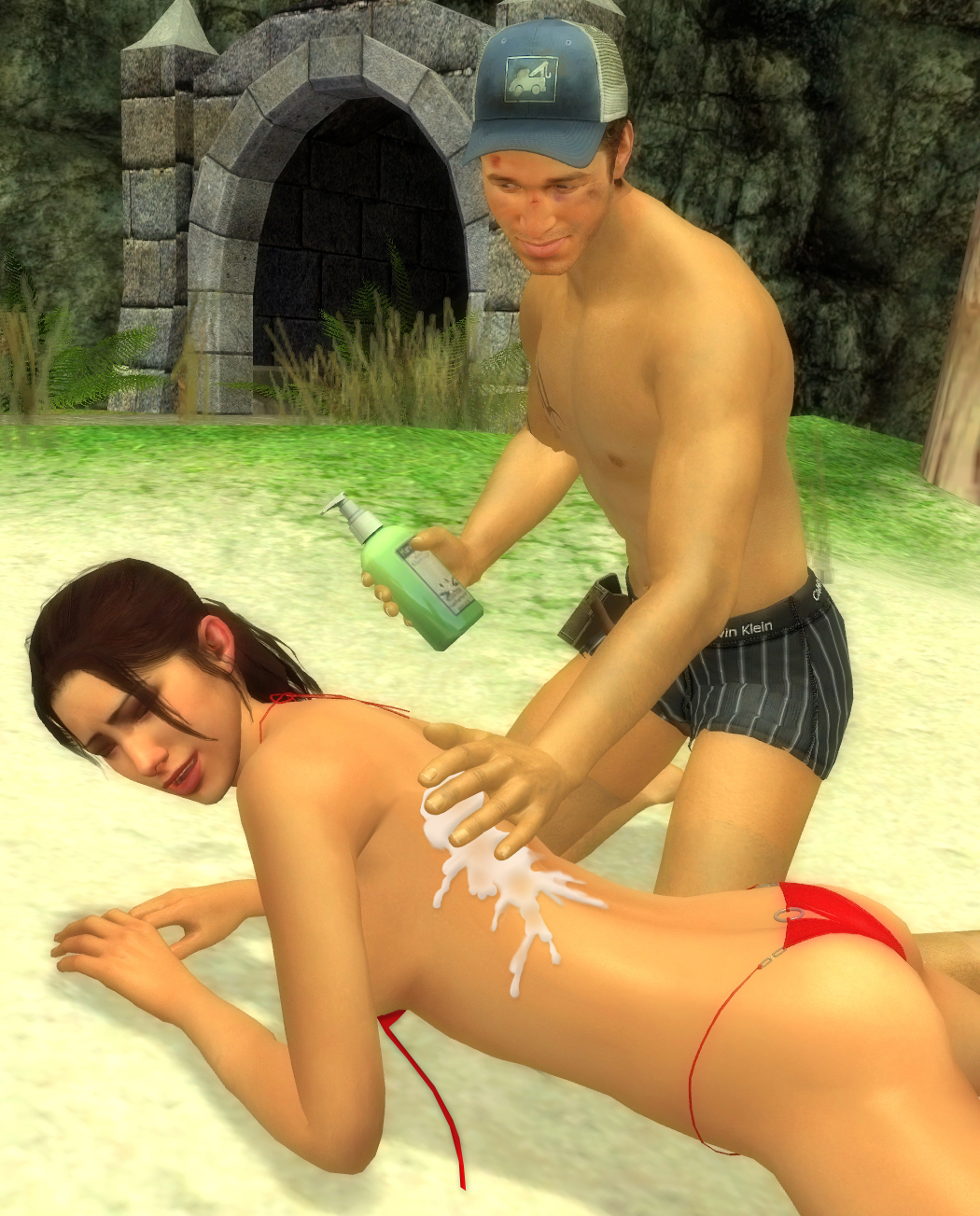 Real porn video game mods naked vids