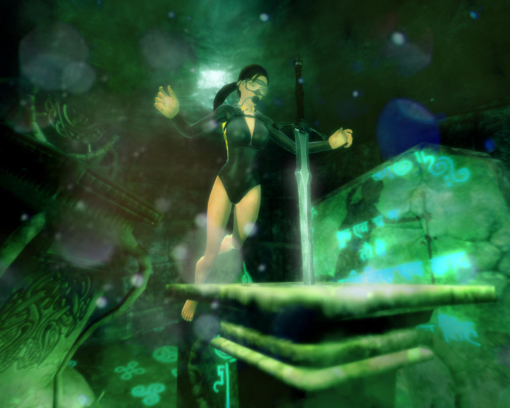 Garry s mod s tomb raider 2013  erotic comic