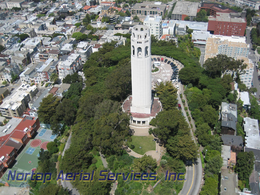 Coit Tower by Ryu-Gi
