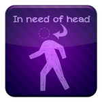 In need of head