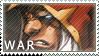 Darksiders War Stamp by JenRos