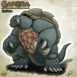 GN: Gamera Showa