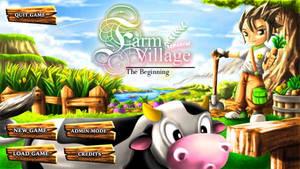 Farm Village by goweliang