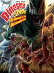 Dinosaur Jazz novel cover