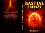 Bastial Frenzy Print Cover