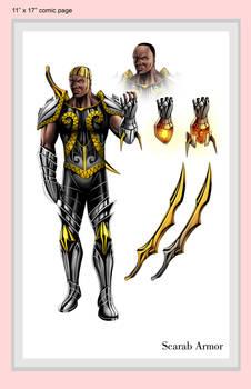 Scarab Armor #1 Copy