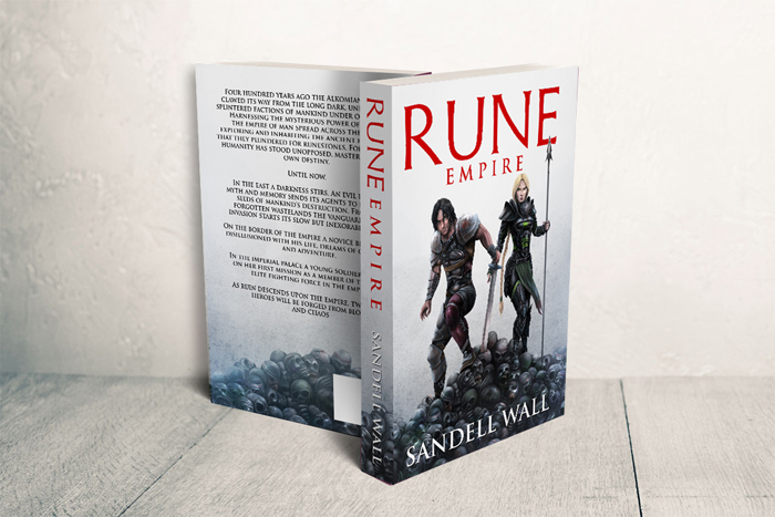 Rune Empire Display by goweliang