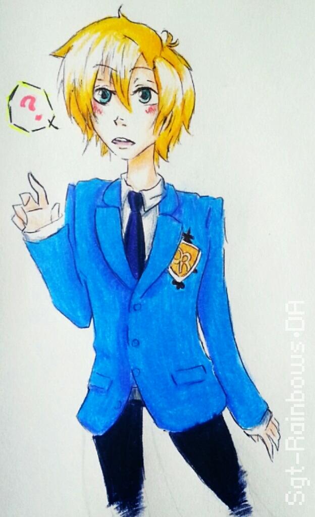 eh..wait, Haruhi? by Sgt-Rainbows