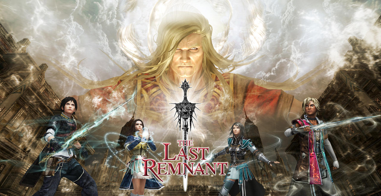 The last remnant wallpaper by artworkparadise on deviantart for Wallpaper remnants